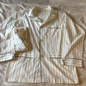 Christian Dior Men's Striped pajama set (M)